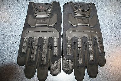 Ringers Split Fit Air Rescue Gloves, All Black, Size XL