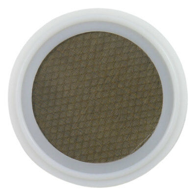 "PTFE Sanitary Tri-Clamp Screen Gasket - 2"" w/ 200 Mesh x 1150 Filter Cloth"