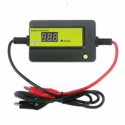 Auto Pulse 12v to 48v Battery Desulfator  for GEL Boats Golf Cars and Trucks