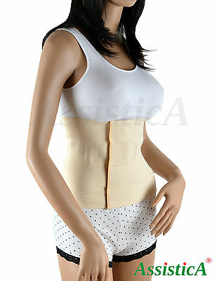 Assistica® Postpartum Bandage, Abdominal Binder Belly Wrap, Support Belt Girdle