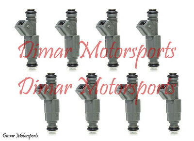 *3 Year Warranty* FLOW MATCHED GENUINE BOSCH Fuel Injector Set of 8 (Update)