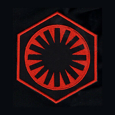 Star Wars First Order (Red) Arm Patch