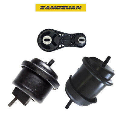 9R3156 4pc Motor Mounts fit SUV 2009-2017 Buick Enclave 3.6L Engine A//TFWD AWD