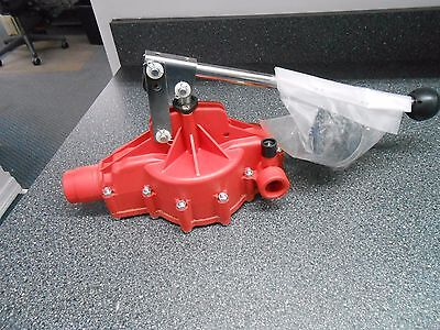 Pacer Pumps Model Hpn Double Acting Hand Operated Piston Drum Pump