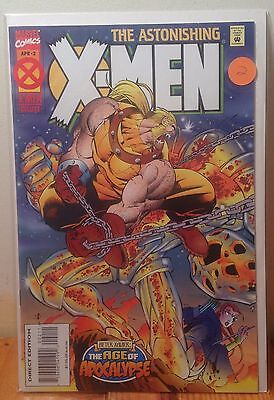 "Astonishing X-Men #2 (of 4) (April 1995) ""The Age of Apocalypse"" Marvel Comics"
