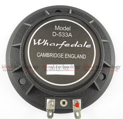 Replacement Diaphragm For Wharfedale D-533A Driver BRAND NEW