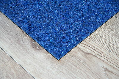 Quality Carpet Tiles Commercial / Domestic - Retail Flooring Primavera Blue