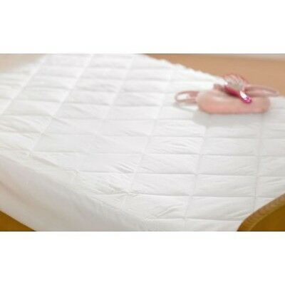 Baroo Quilted Junior Bed Mattress Protector 140 x 69 cm