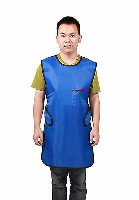 Lead Apron Full Overlap Vest Lead Apron Shield Radiation Apron X-Ray Protection