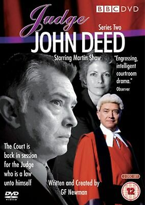 Judge John Deed: Series 2 (Box Set) [DVD]