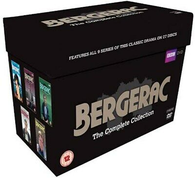 Bergerac: The Complete Collection (Box Set) [DVD]