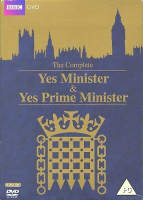 The Complete Yes Minister & Yes, Prime Minister (Collector's Edition) [DVD]
