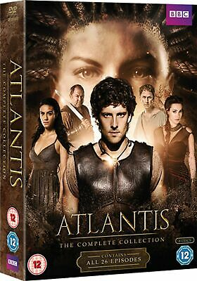 Atlantis: The Complete Collection [DVD]
