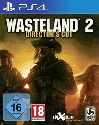 New Wasteland 2 Director's Cut (PS4, Playstation 4)