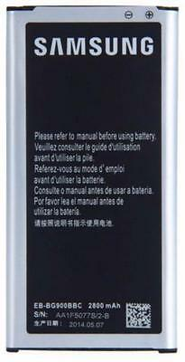 New Battery EB-BG900BBC 2800mAh for Samsung Galaxy S5 i9600 G900A G900T Non NFC