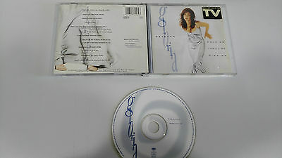 Gloria Estefan Hold Me Thrill Me Kiss Me Cd Sony Epic 1994 Austria Edition