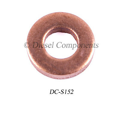 Vauxhall Movano 2.5 CDTI Diesel Injector Washers Seals Pack of 4