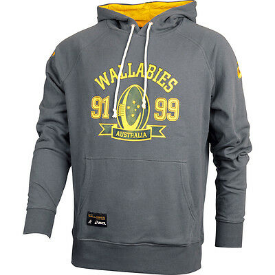 Australia Wallabies Tunnel Supporter Hoodie Size S-4XL