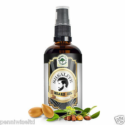 Beard Oil Premium Brand | Beard Moisturizer & Conditioning Oils For Men 100ML CD