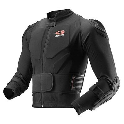 EVS Protective Gear Adult Armor Motocross Mx Off Road Dirt Bike Comp Jacket