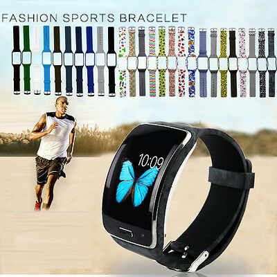 20+ Fashion Style Replacement Wrist Strap Band For Samsung Galaxy Gear S SM-R750