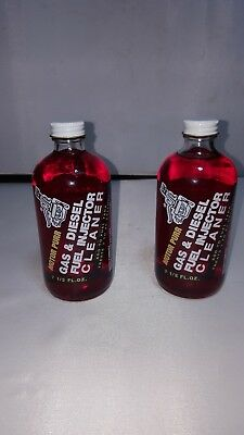 Motor Purr Gas /& Diesel Fuel Injector Cleaner--Case of 24 With Accessories