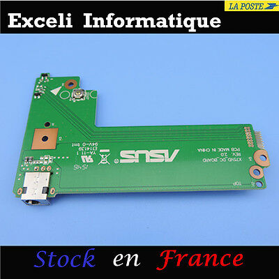 DC IN POWER JACK BUTTON BOARD ASUS X75A X75VD F75VD Connecteur alimentation