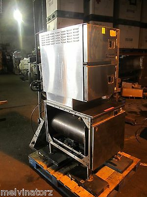 2009 Cleveland Convection Steamer 6 Pan capacity Model: 24CSM uses Direct Steam