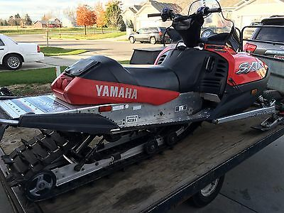 how to change slides on 95 yamaha vmax 600 dx