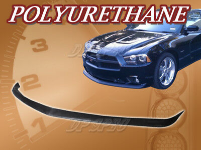 TC Sportline BO-DOCH060341 OE Style Polyurethane PU Front Bumper Lip Spoiler for 2006-2010 Dodge Charger