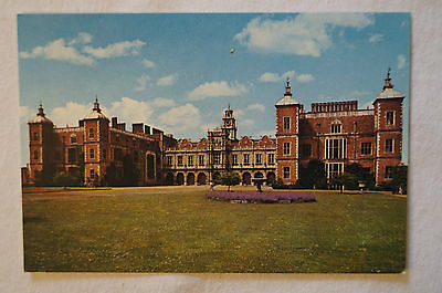 Hatfield House - The South Front - England - Collectable - Postcard.
