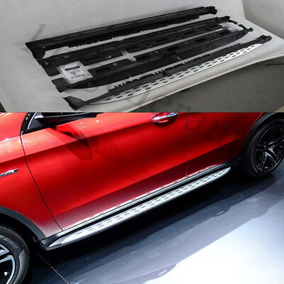 Fit Mercedes Benz C292 GLE coupe sport 2015-17 side step nerf bar running board