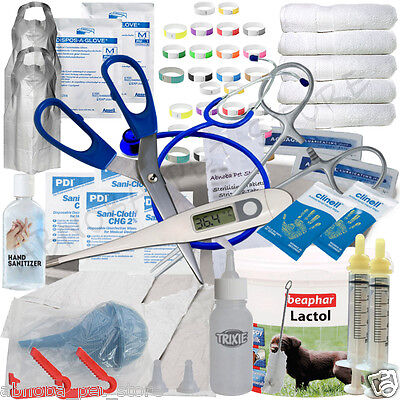 Abnoba's Exclusive Complete Whelping Kit Beaphar Lactol Puppy Milk Syringe 12222