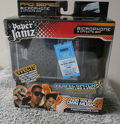 wowwee paper jamz pro mic series style 2 Wowwee paper jamz pro mic series - style 2 sold by edealszone llc other offers from $ sponsored shop by $3995.