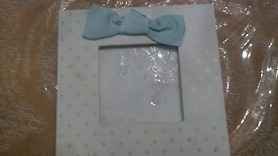 Baby Blue Picture Frame 3X4