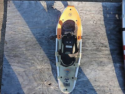 Used Tubbs Single Mtn 25 Expedition Snowshoe In Good Condition