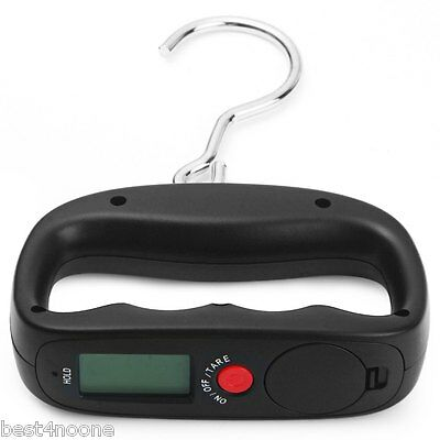 WH - A14 50kg / 10g LCD Display Luggage Express Portable Digital Scale
