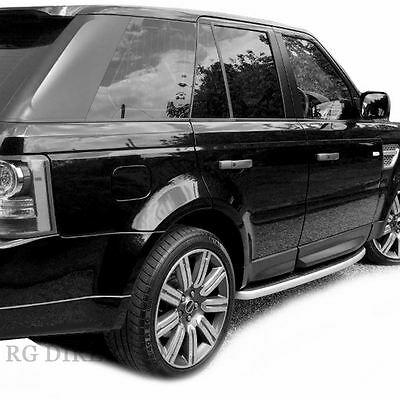 Brand new OEM Style Running Boards Side steps for Range Rover Sport 2005-2012