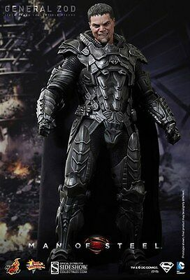 Superman Man Of Steel 12' General Zod  Movie Masterpiece 1/6 Scale Figure
