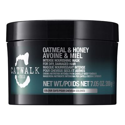 TIGI Catwalk Oatmeal & Honey Mask 200g (3 pack)
