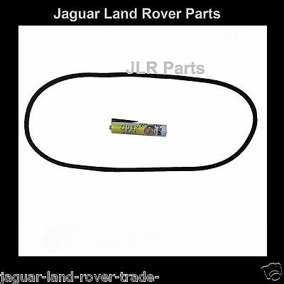 Land Rover Discovery 2 Manual Electric Front Rear Sunroof Seal & Tiger Seal