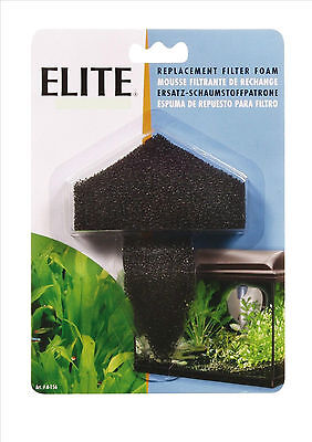 Hagen Elite Stingray 5,10,15 Replacement Tank Filter Pump Foam Sponge Pad