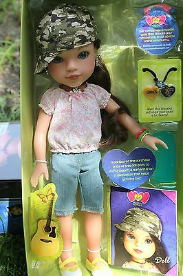 Heart for Hearts Girls Dell from USA by Playmates New in Box