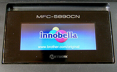 BROTHER MFC5890CN - Color LCD Unit - LS5643001 -100% Tested