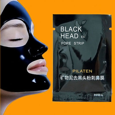 10x Mineral Mud Nose Blackhead Pore Mask Cleansing Cleaner Removal Membranes CIT