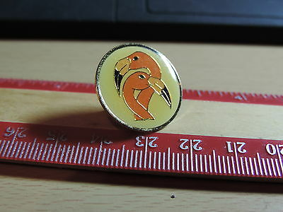 Pink Flamingos   Lapel Hat Pin 1E