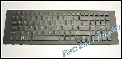 OEM SONY VPCEE26FX//T VPCEE31FX//T VPCEE34FX//T VPCEE37FX//T Keyboard With Frame NEW