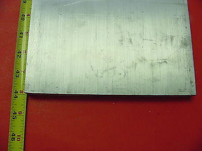 "3/4"" X 8"" ALUMINUM 6061 SOLID FLAT BAR 44"" long T6511 .750"" Plate Mill Stock"