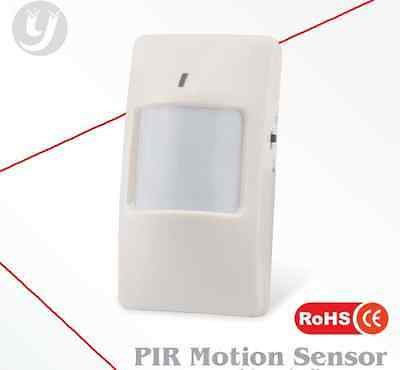 Wireless PIR Sensor Infrared Motion Detector 315Mhz for Home GSM Alarm System
