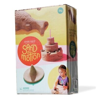 Kinetic Sand Natural - 5kg